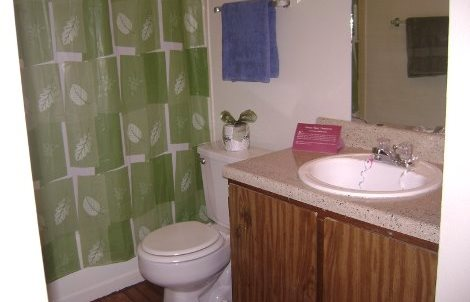 Bathroom at Listing #137299