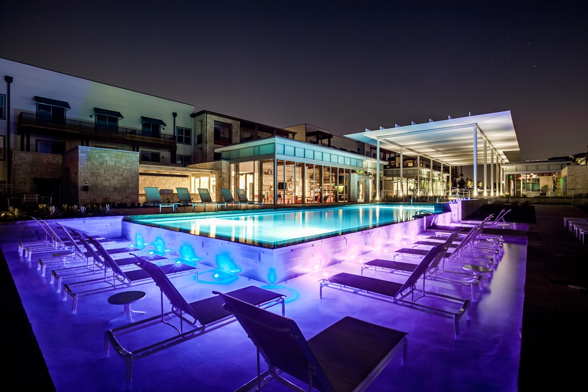 Pool at Listing #153223