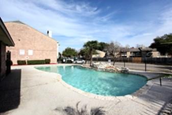 Pool at Listing #139455