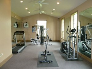 Fitness Center at Listing #144690