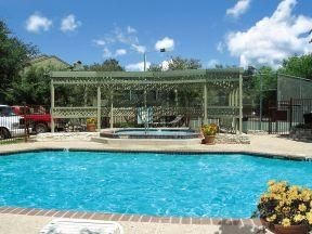 Pool at Listing #140232