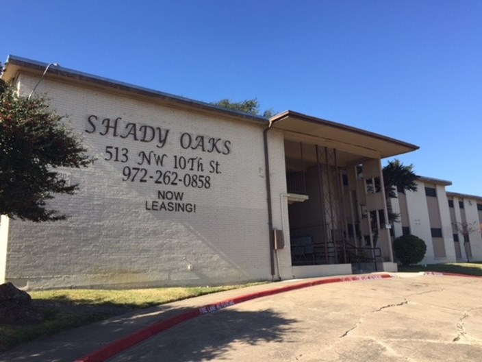 Shady Oaks Apartments