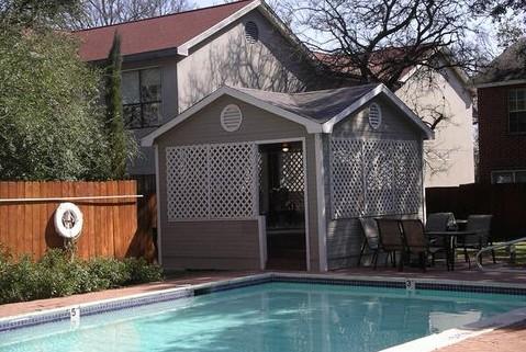 Pool at Listing #140328