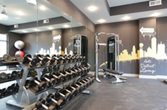Fitness at Listing #301365