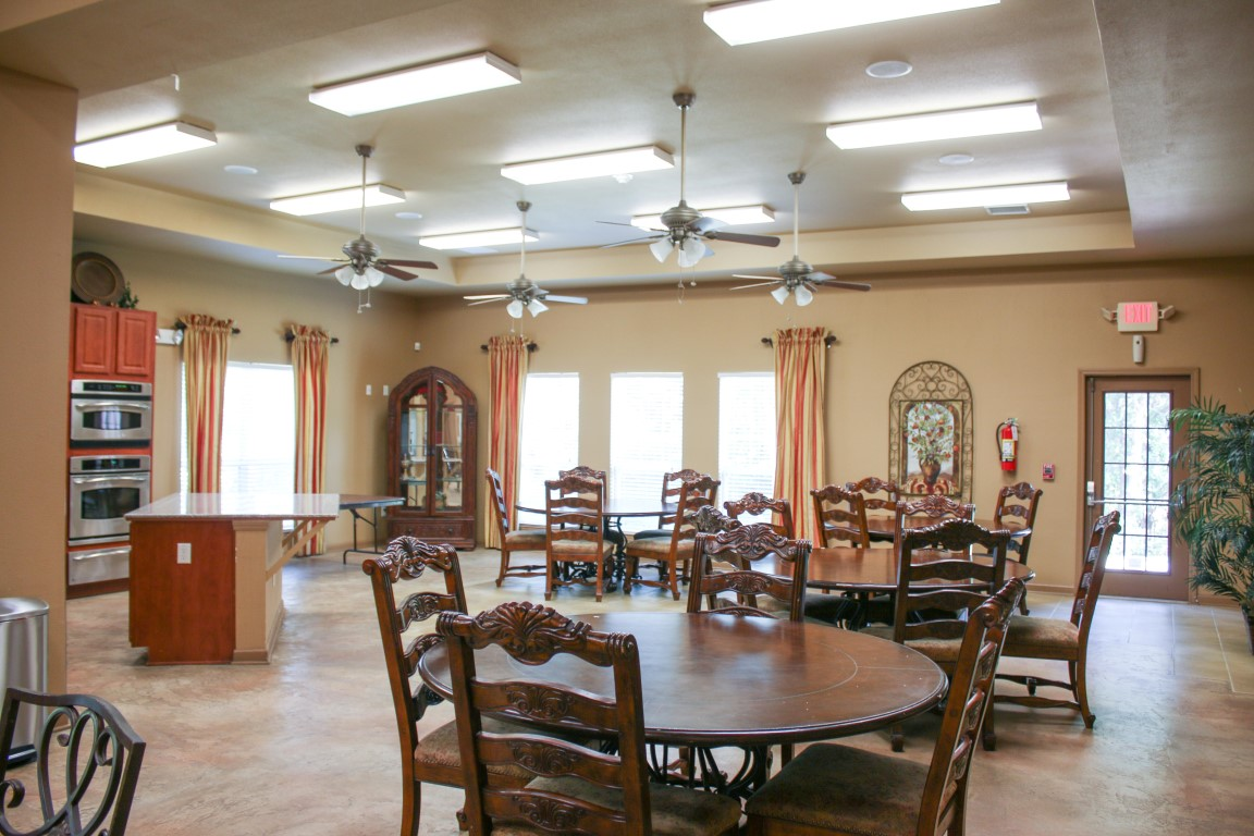Clubhouse at Listing #144773