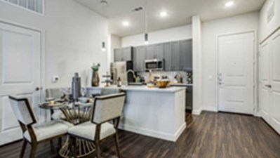 Dining/Kitchen at Listing #295044