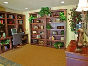 Business Center at Listing #136812