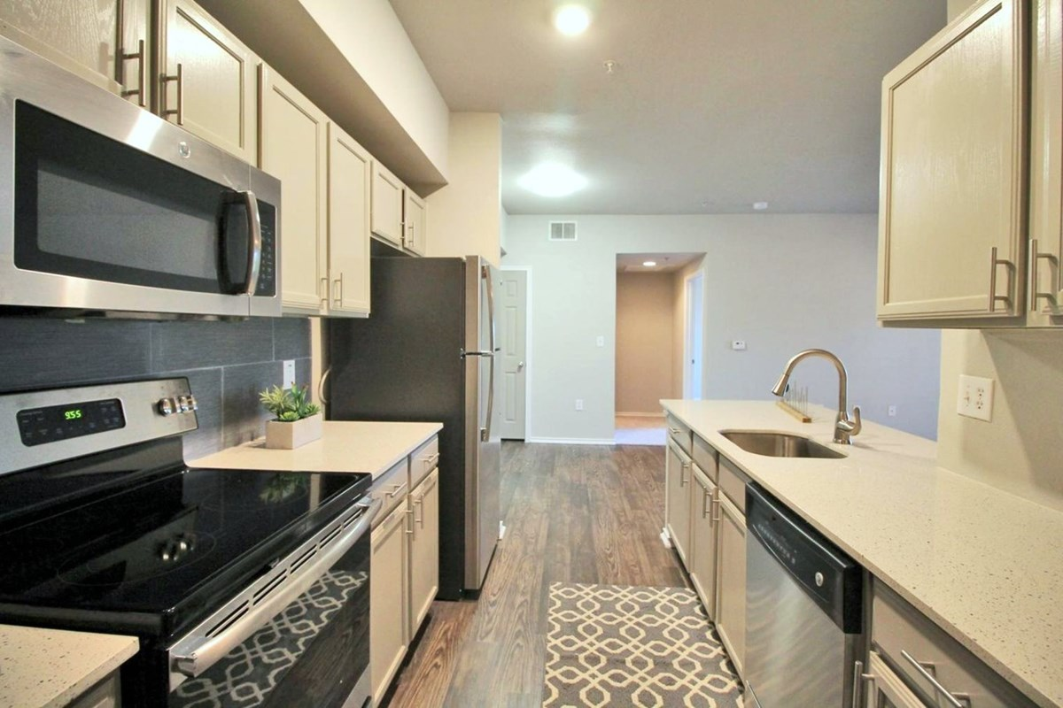 Kitchen at Listing #144768