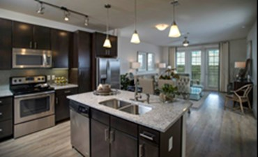 Kitchen at Listing #149858