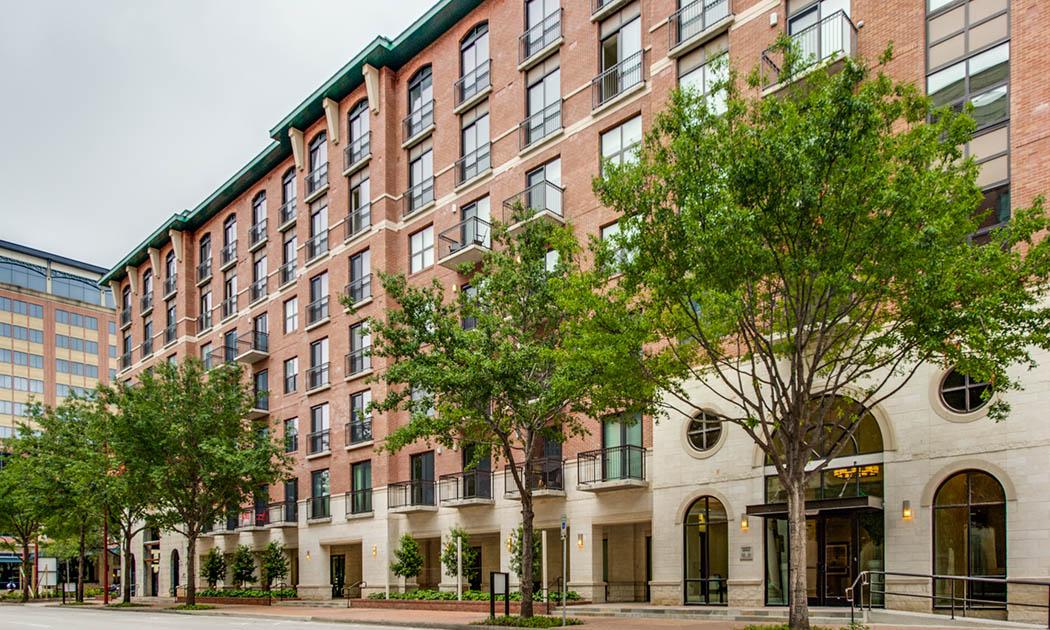 500 Crawford ApartmentsHoustonTX
