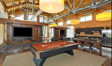 Clubhouse at Listing #155262