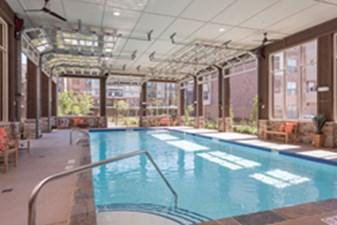 Pool at Listing #268424