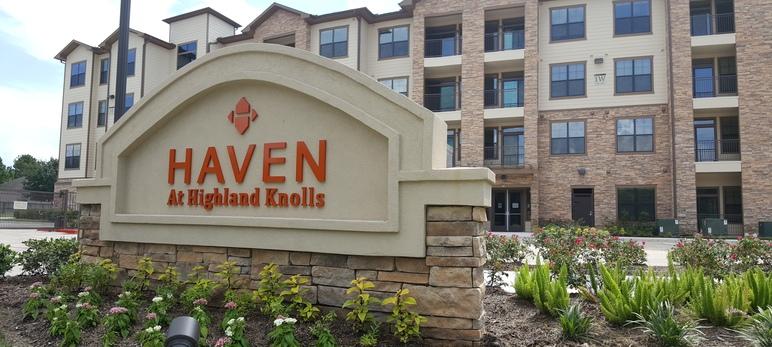 Haven at Highland Knolls Apartments Katy TX