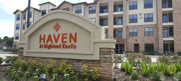 Haven at Highland Knolls Apartments Katy, TX