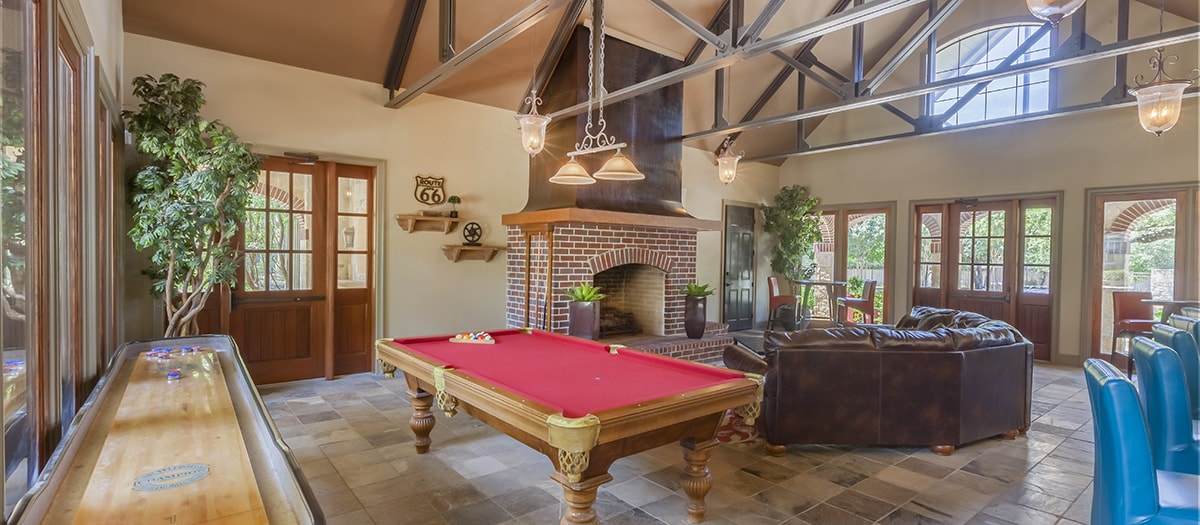 Clubhouse at Listing #140690