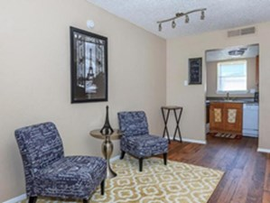 Living Area at Listing #140938