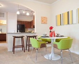 Dining/Kitchen at Listing #294830