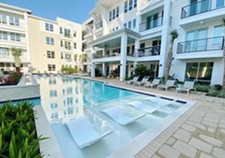Pool at Listing #330382