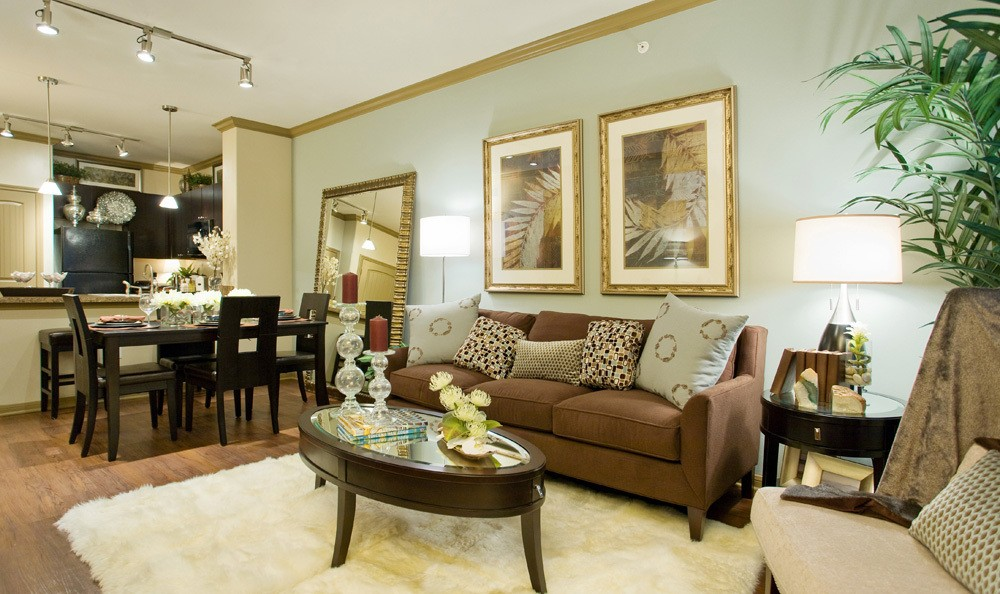 Living/Dining at Listing #147843