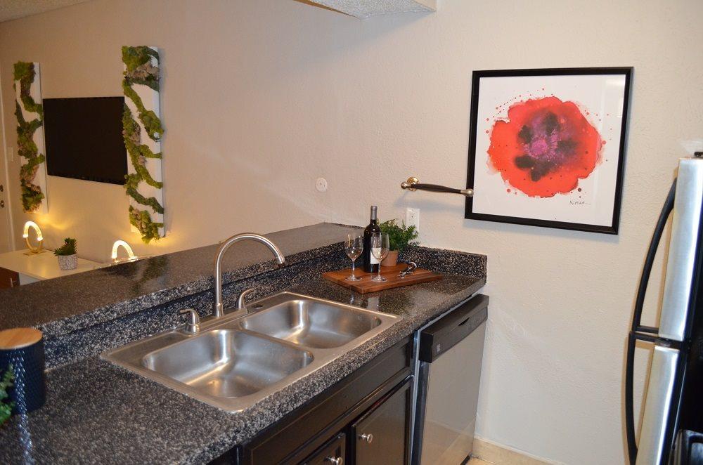 Kitchen at Listing #136226
