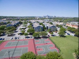 Aerial View at Listing #140610