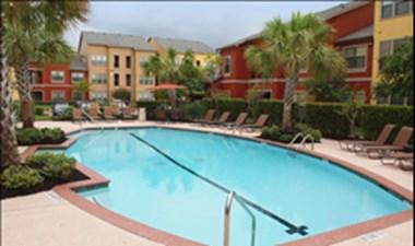 Pool at Listing #144191