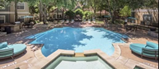 Pool at Listing #140155