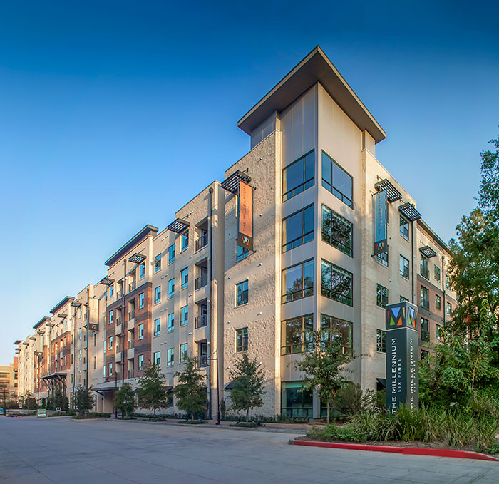 Millennium Six Pines Apartments The Woodlands TX