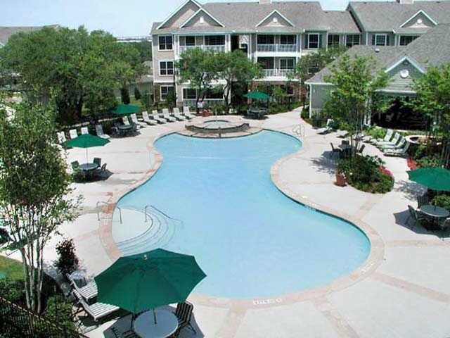 Pool at Listing #143448
