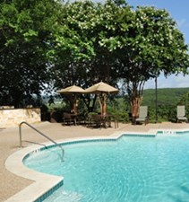 Pool at Listing #140606