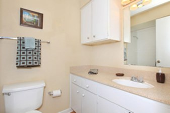 Bathroom at Listing #138740