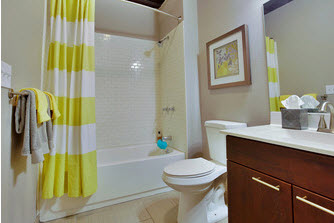 Bathroom at Listing #281150