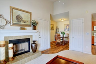 Living/Dining at Listing #143468