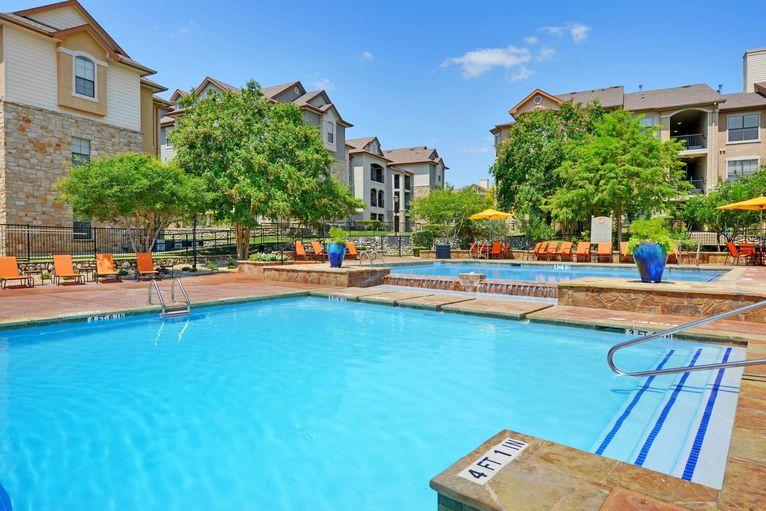 Pool at Listing #144592