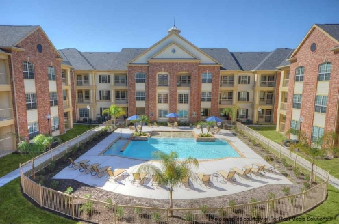 Highland Manor Senior Housing ApartmentsLa MarqueTX