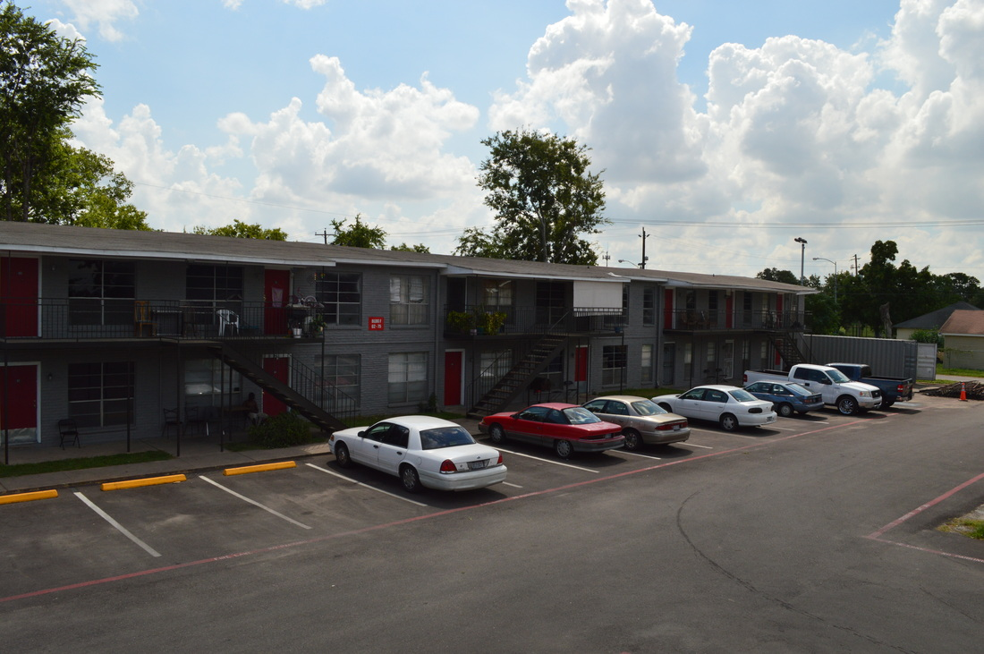 Rose Plaza Apartments Houston TX