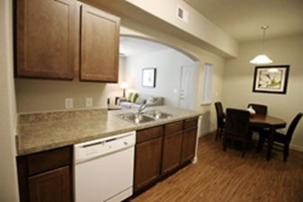 Living/Dining at Listing #286665