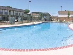 Pool at Listing #141464