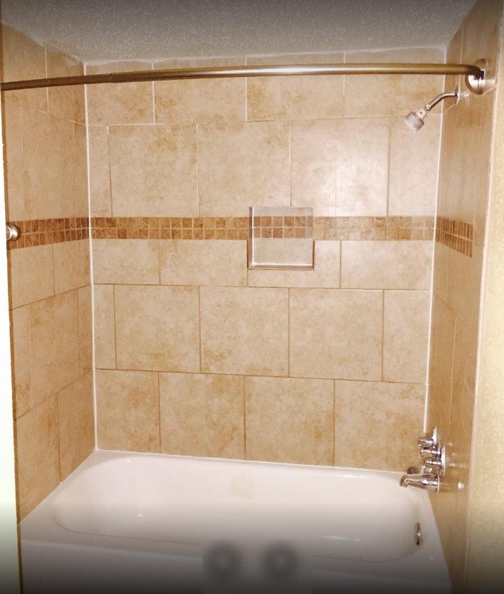 Bathroom at Listing #139592