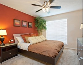 Bedroom at Listing #135836
