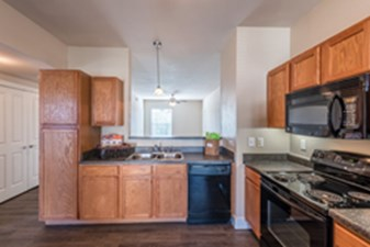 Kitchen at Listing #226320