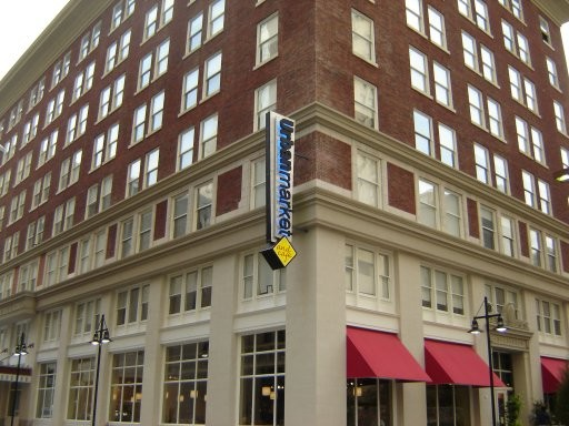 Interurban Building Apartments Dallas, TX