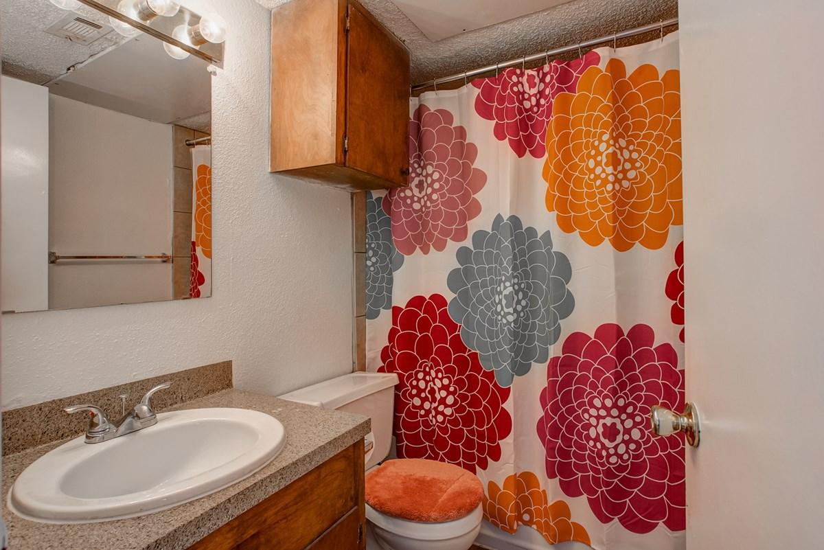Bathroom at Listing #140542