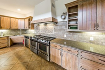 Kitchen at Listing #145767