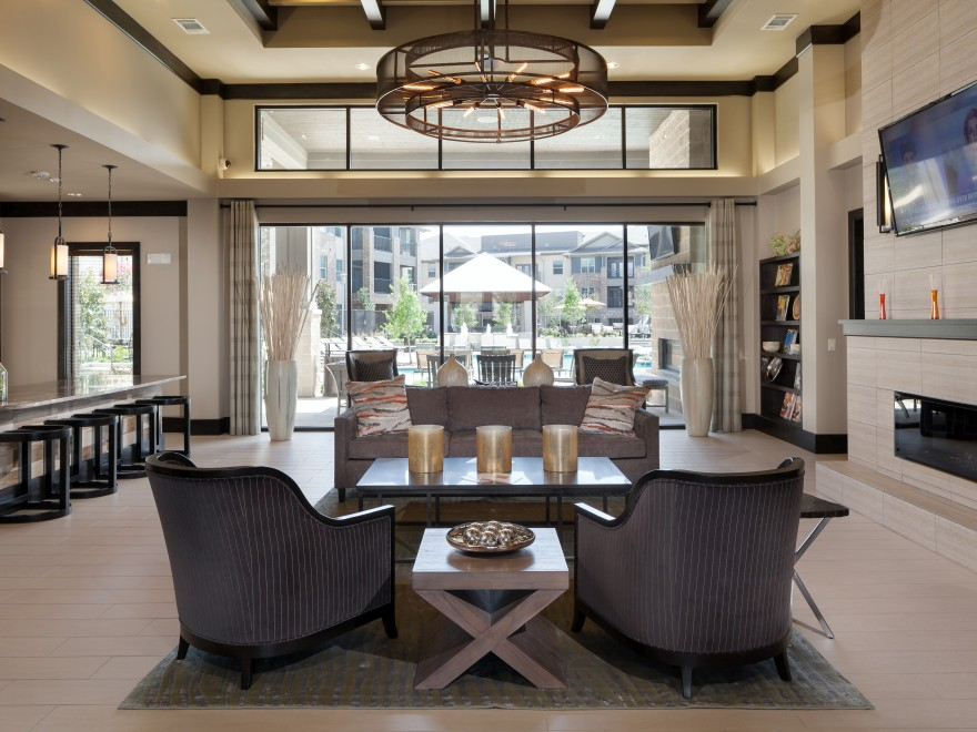 Clubhouse at Listing #258365