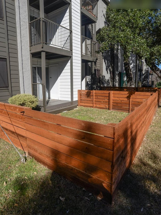 Patio at Listing #140366
