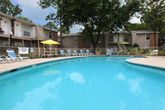 Pool at Listing #139880