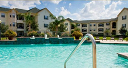 Pool at Listing #144476