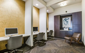 Business Center at Listing #286831