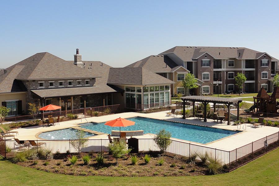 Pool at Listing #253165